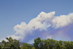 High Park Fire Larimer County Colorado