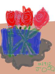 021912 Jojo Roses
