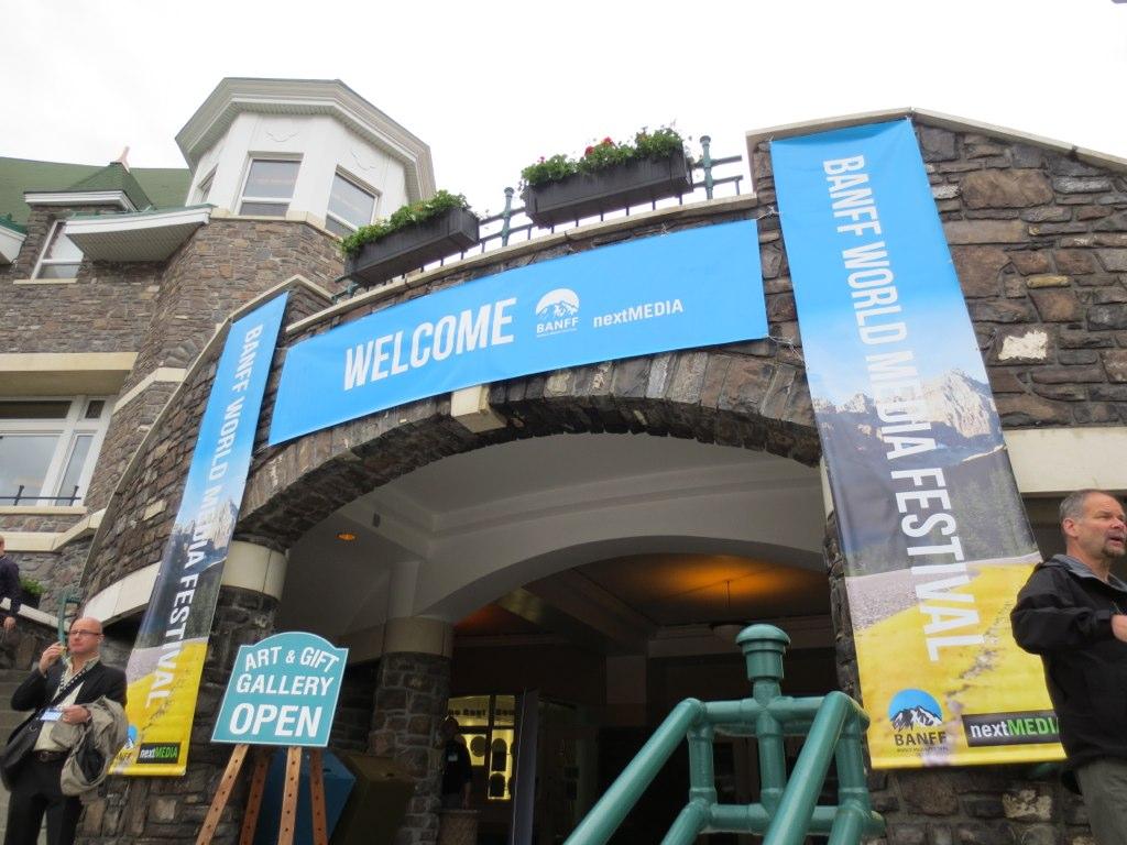 Banff World Media Festival 2012