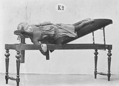 Zanders mediko-mekaniska gymnastikredskap