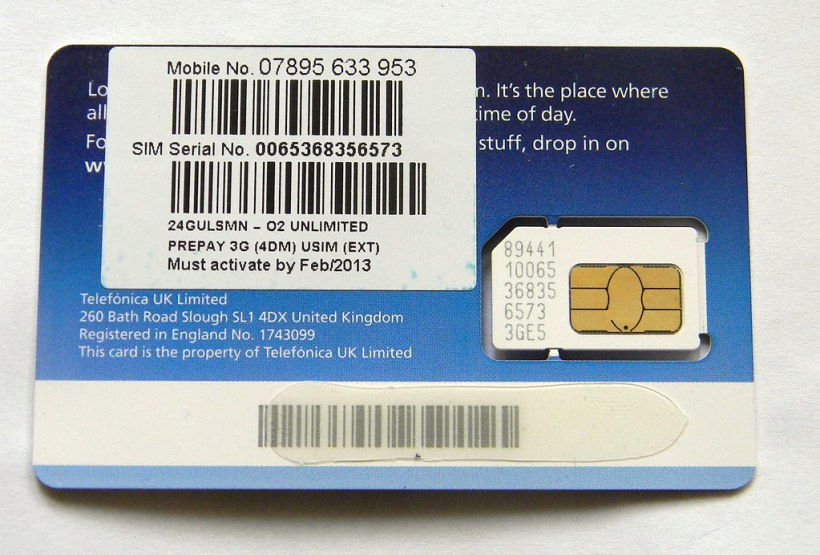 How To Activate Sim Card O2   Cardss co