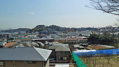 熊野神社市民の森(長命通りからの眺望)(View from Chomei Ave., Kumano Shrine Community Woods)