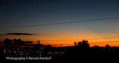 Sunset over Valinhos