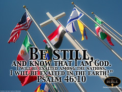 | God Will Be Exalted | Be Still a...