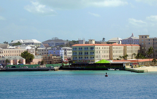 Nassau from Harbor
