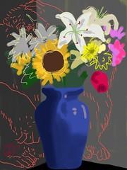 110511 Chimp Bouquet