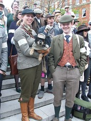Tweed Run 147