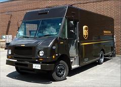 United Parcel Service Step Van