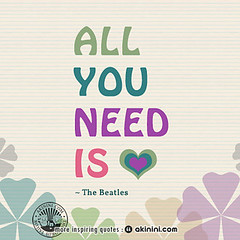 """All You Need is Love"" (The Beatles)"