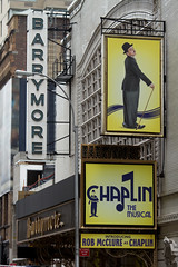 Chaplin @ Barrymore Theatre on Broadway