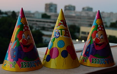 Party hats at dawn 1