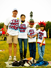 Tea Party Family