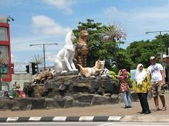 Kuching cats