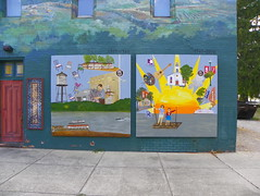 Rising Sun Murals
