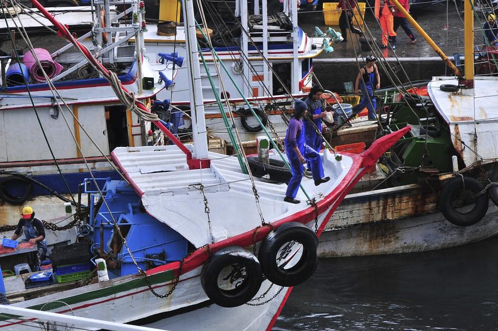 fishing port Daxi 97