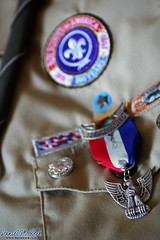 The Eagle Scout Award