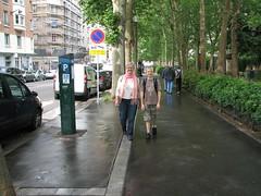 Majella  Sam set off to explore Paris