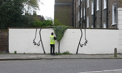 Bush Trimming / Horticultural Bikini Wax by Banksy