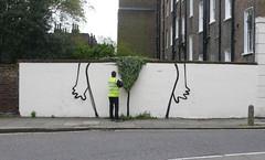 Bush Trimming / Horticultural Bikini Wax by Banksy