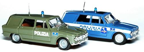 Progetto K Giulia Van Polizia
