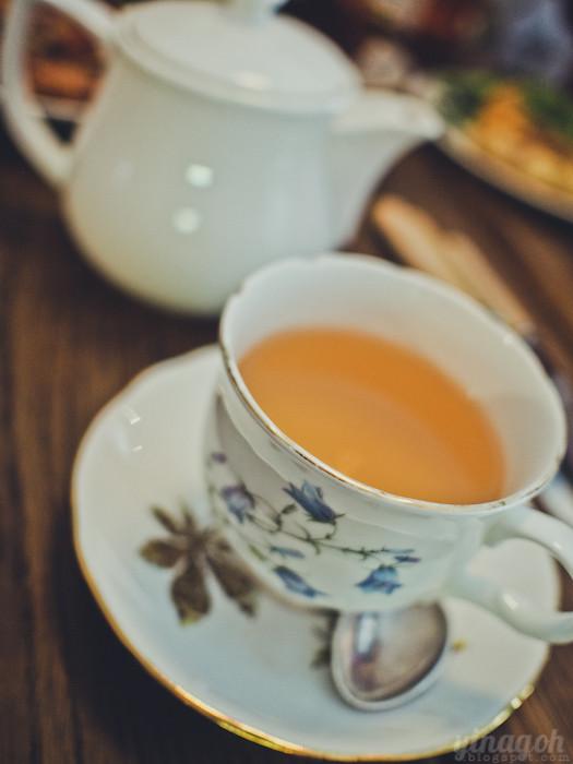 Carpenter & Cook Tea