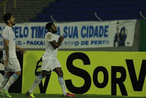 Londrina 2 x 2 Criciúma