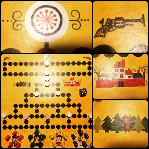 #Malefitz Das spannende #Spiel mit Räubern, Ladys und alten Männern