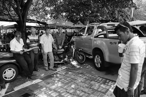 Pasar Karat. Ipoh, Perak.