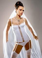 Diva Bridal Corset