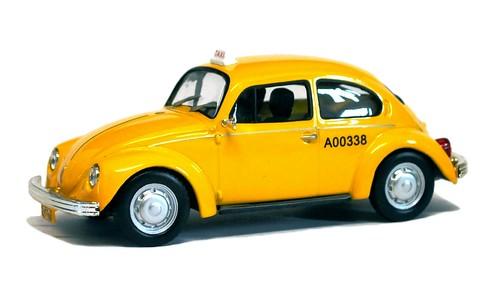 Altaya VW Taxi Lima