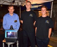 2013-9-28 RWU Showcase Steeple St. Robotics (Photo by John Nickerson)