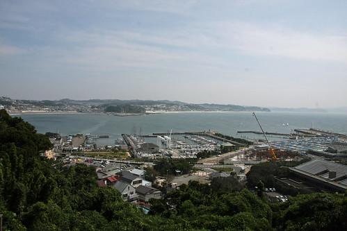 江の島(ハーバー)(Harbor, Enoshima Island, Kanagawa, Japan)