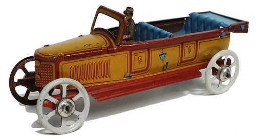 Georg Fischer Penny toys