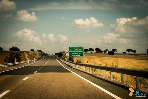 Andalucia, Te quiero!