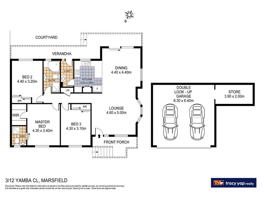 3 12 Yamba Close Marsfield Nsw Australia Property