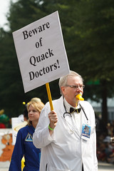 """Beware of Quack Doctors"""
