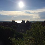 """Evening in Visby. #visby #sweden #gotland #awesomepicture #photooftheday #picoftheday #visitsweden #visitgotland #iphone5s #kväll #sol #sun <a style=""""margin-left:10px; font-size:0.8em;"""" href=""""http://www.flickr.com/photos/131645797@N05/27808379760/"""" target=""""_blank"""">@flickr</a>"""