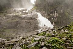 Daily Dog 2013 152: Krimmler Waterfalls