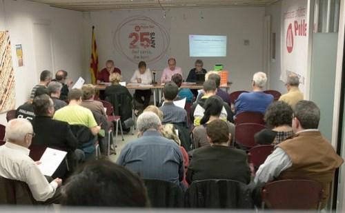 Assemblea anual de la coordinadora d`Entitats del Poble Sec