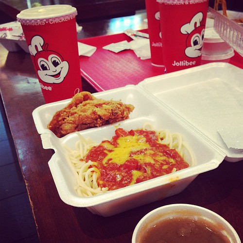 Had #Jollibee for lunch! :) by d0ndy, on Flickr