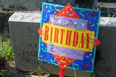 Williams - birthday card