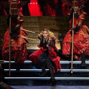 """Madonna é a artista mais rica dos Estados Unidos em ranking da """"Forbes"""""""