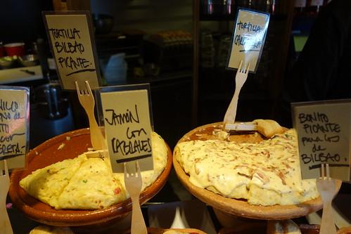 Les fameuses tortillas !