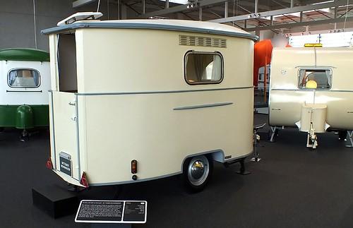 Wittener caravan 1954