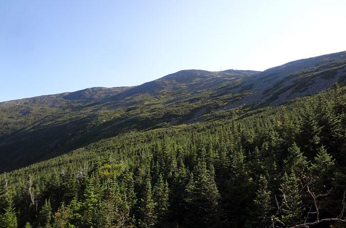 Jewell Trail Mt Washington Map.Hike Mt Monroe And Mt Washington Via The Ammonoosuc Ravine Trail