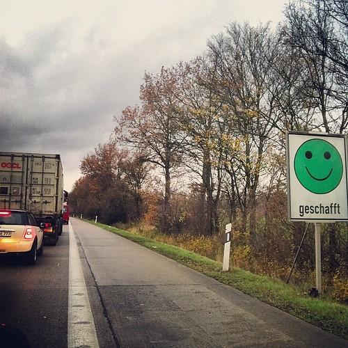 :) geschafft ... von wegen :( #Bremobil #bpt132