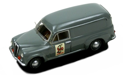 CP 43 Appia Furgoncino - 1954-59 - Old Brandy Cavallino Rosso