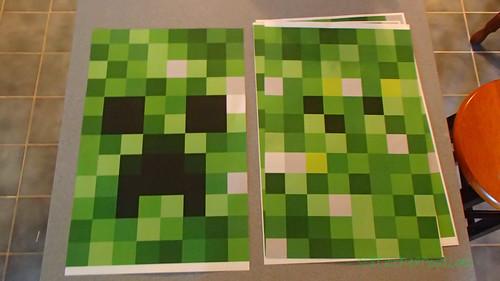 minecraft creeper costume & Easy Minecraft Creeper Costume...thatu0027s comfy to wear! Aboutintivar.Com