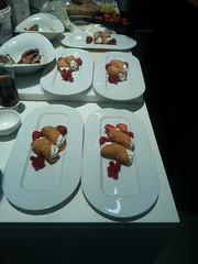 """Catering - Cocktails & Fingerfood - Messe Köln - Interzum 2013 - Firma Linak • <a style=""""font-size:0.8em;"""" href=""""http://www.flickr.com/photos/69233503@N08/8838896856/"""" target=""""_blank"""">View on Flickr</a>"""
