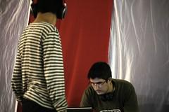 2013:09:15 33Canales @ festival Barcelona Vive México